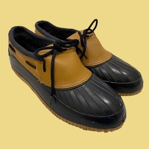 Duck shoes Rain shoes